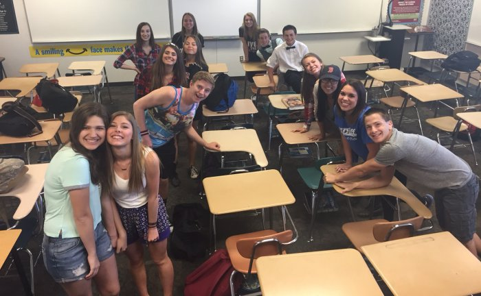 Red Mountain High School  FCA