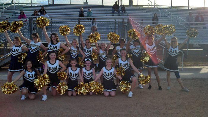 Smith Junior High School  PepSpirit Club