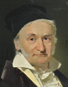 कार्ल फ्रेड्रिक गाऊस – जर्मन गणितज्ञ आणि भौतिकशास्त्रज्ञ