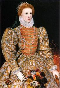 एलिझाबेथ पहिली, इंग्लंडची राणी