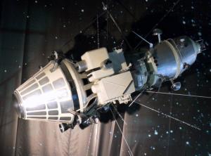 रशियाने पहिला मानवनिर्मित उपग्रह 'ल्युना १०' अवकाशात सोडला.