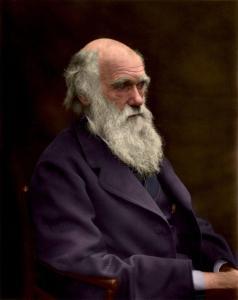 चार्ल्स डार्विन, जीवशास्त्रज्ञ