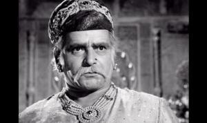 पृथ्वीराज कपूर, हिंदी चित्रपटअभिनेता.