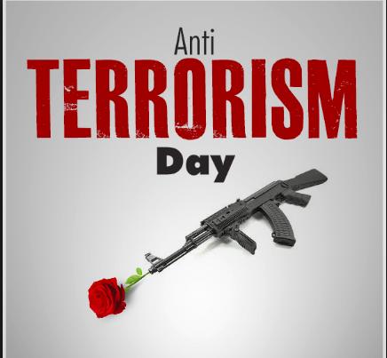 जागतिक दहशतवाद विरोधी दिन.