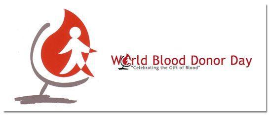 जागतिक रक्तदाता दिन