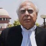 कपिल सिबल – वकील आणि केंद्रीय मंत्री