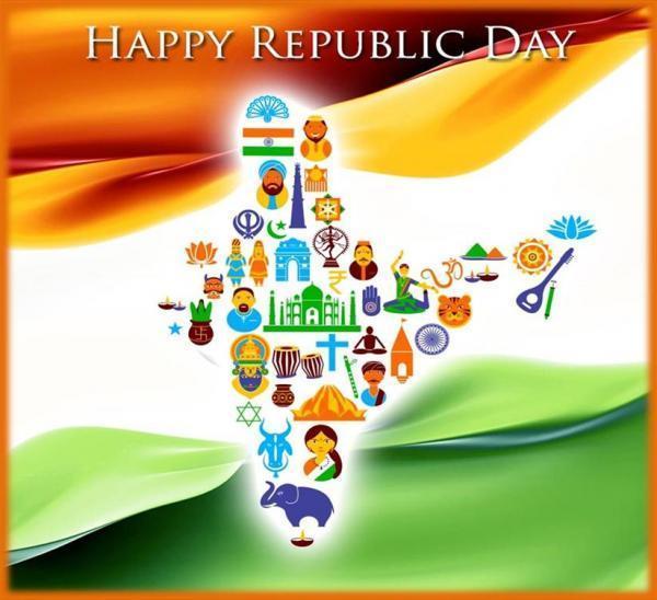 भारतीय प्रजासत्ताक दिन - भारत.