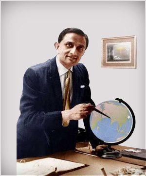 डॉ. विक्रम साराभाई