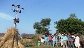 राजीव गांधी ग्रामीण विद्युतीकरण योजना