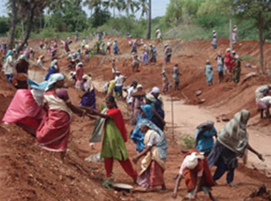 राष्ट्रीय ग्रामीण रोजगार कार्यक्रम