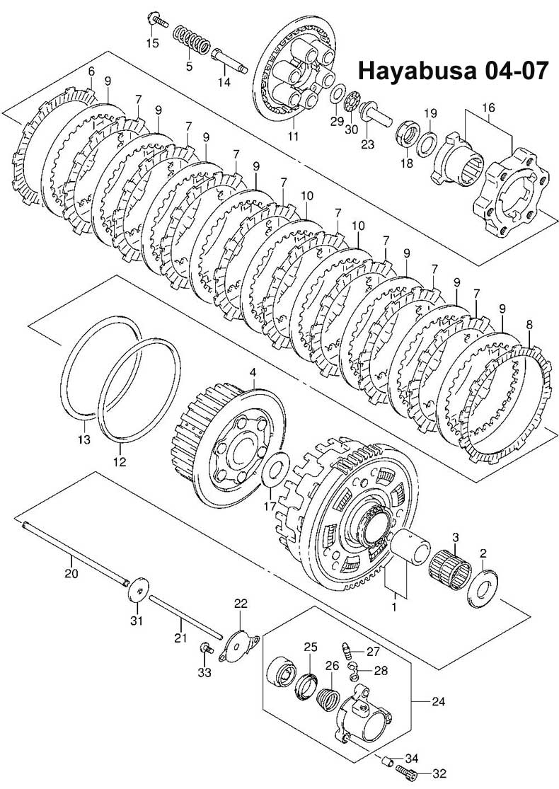 2006 Hayabusa Wiring Diagram Auto Electrical Engine 04 Carrier Central Air