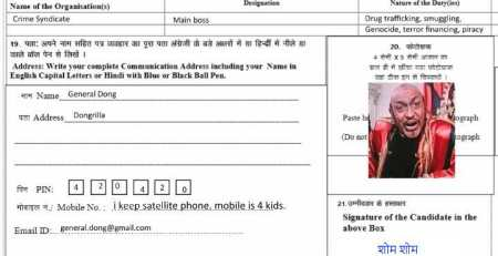 SSC CGL 2015 Application form
