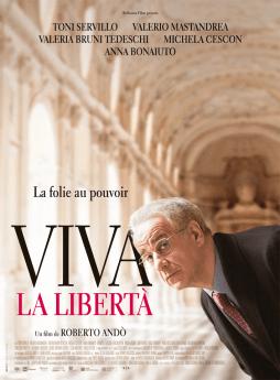 Affiche Vive la Liberté