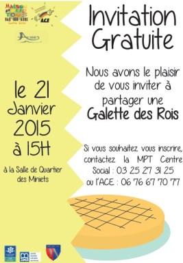 galette Miniets 2015