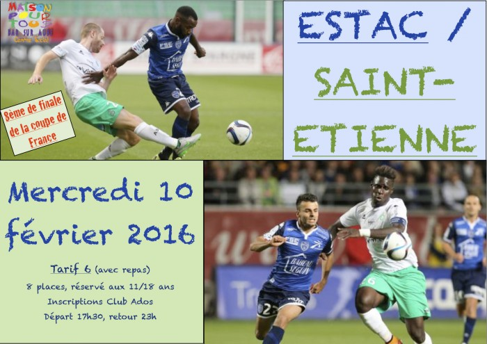 Estac :Saint Etienne