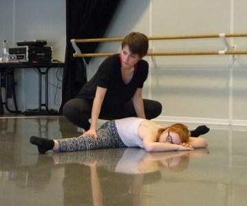 Stage de danse adultes intensif   avec Chloé Fréchet