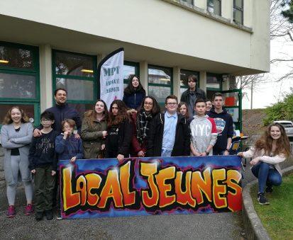 Activités Local jeunes Mars-Avril
