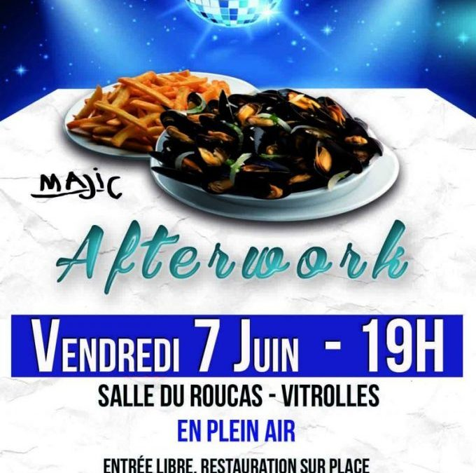 AfterWork Moules frites