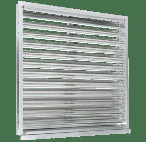 louver vent building ventilation