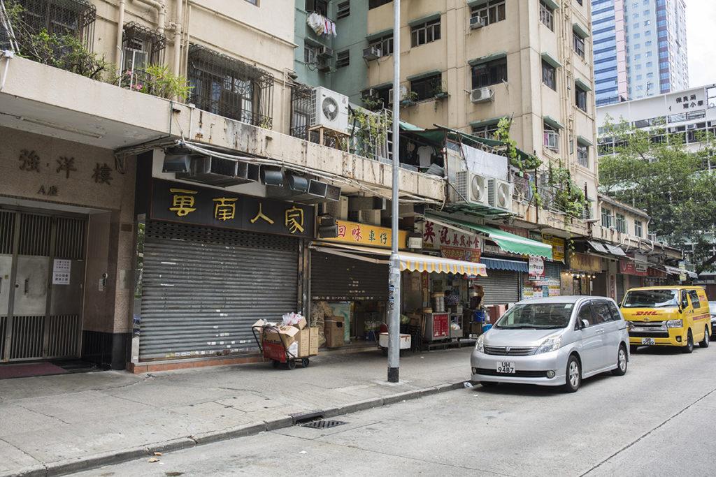 【新蒲崗將被消失嗎?】影迷新蒲崗朝聖 港產片取景熱點逐格數 -藝文- 明周文化