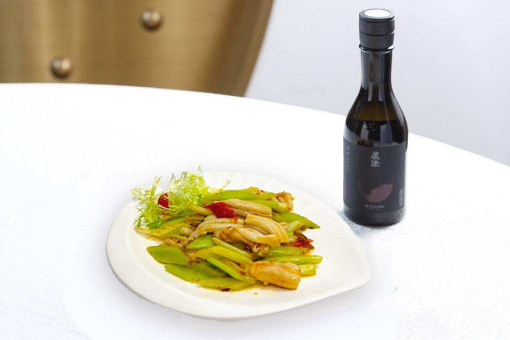 SEAFOOD LOVES SAKE. 以清酒釋放海鮮真旨味 -飲食- 明周文化