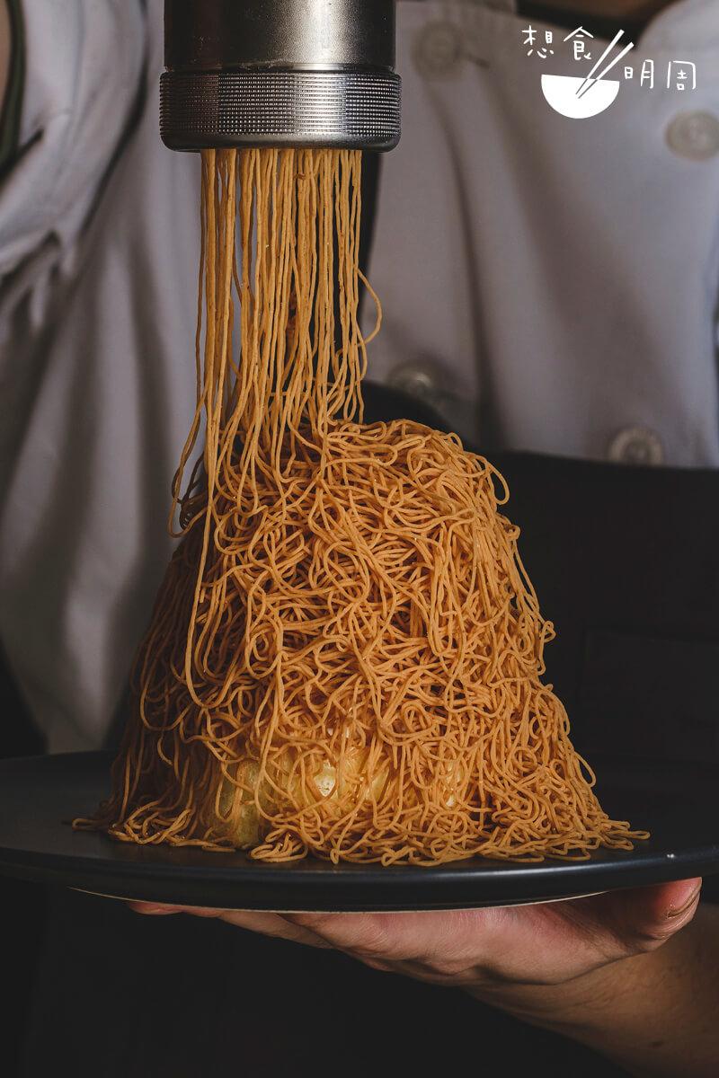 京都「和栗紗織」悄悄來港!Mont Blanc上是1mm極致的特級丹波和栗 讓人超治癒 -飲食- 明周文化
