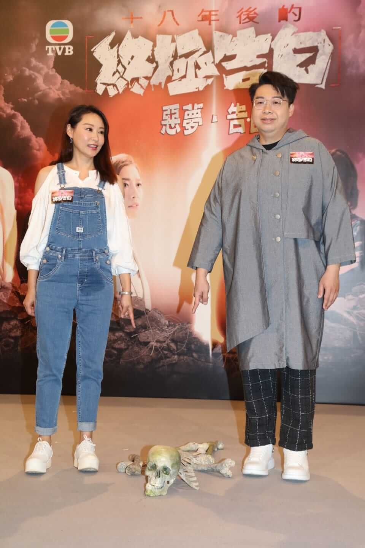 公布BB性別 陳山聰視太太為家中女王 - 本地 - 明周娛樂