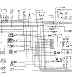 nissan patrol wiring diagram wiring diagram sheet nissan zd30 wiring diagram nissan patrol wiring diagram [ 7087 x 3285 Pixel ]