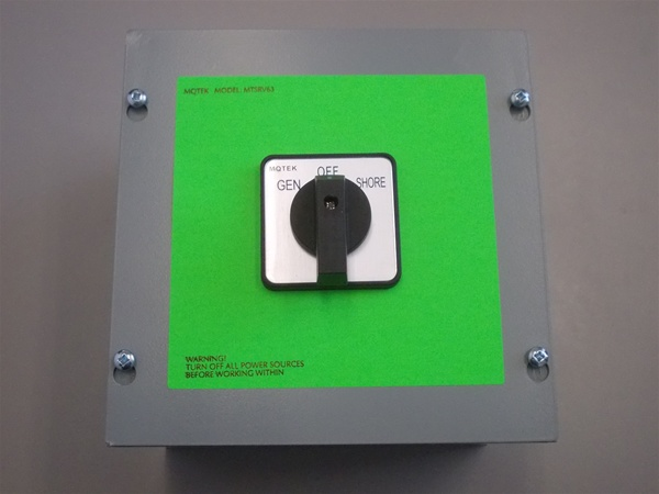 Automatic Transfer Switch Breaker Panel Generator Transfer Switch