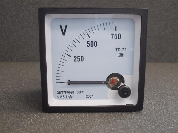 0 8211 5v Pic Voltmeter