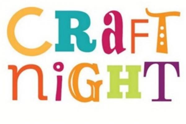 Craft Night Marquette Unitarian Universalist Congregation