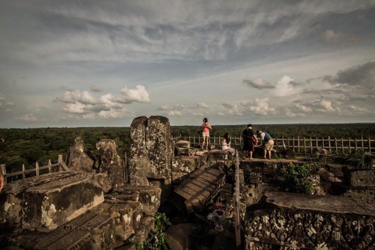 柬埔寨貢開金字塔 - Koh Ker