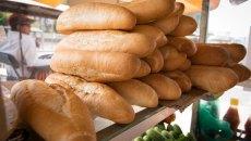 法国面包夹肉