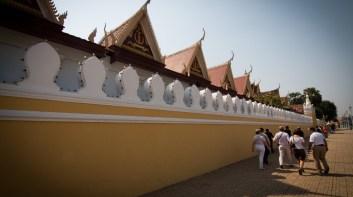 金边皇宫 (Royal Palace)