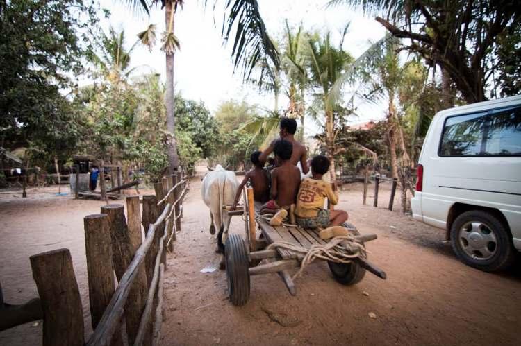 柬埔寨志工团