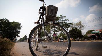 自行车游暹粒