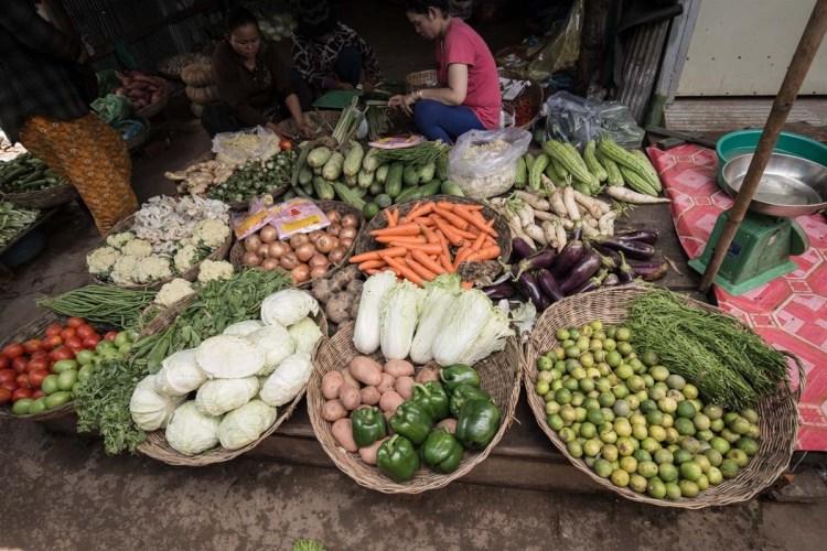 柬埔寨物價 - 食材篇