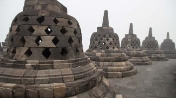 婆罗浮屠 (Borobudur)