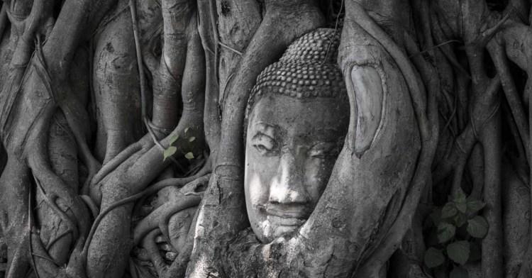 毀了吳哥城的 Ayutthaya (大城王朝),最後其首都也被緬甸的東吁王國所毀
