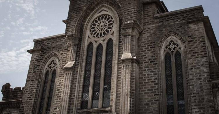 法國殖民時期的越南教堂