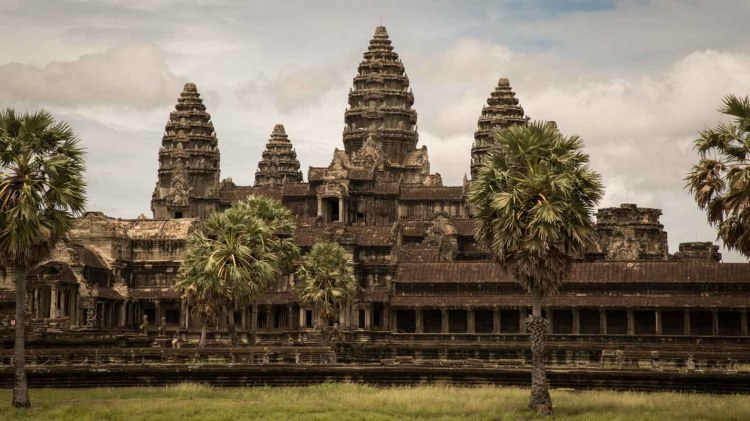 吳哥窟 (Angkor Wat)