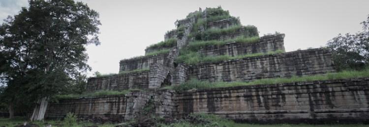 貢開寺廟 Koh Ker