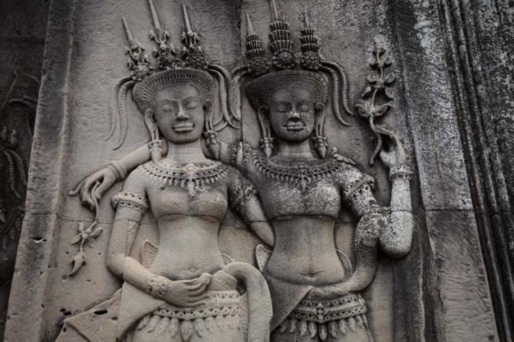 吳哥窟 Apsara 仙女