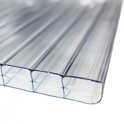 plaque transparente sunlite en polycarbonate 1 05 m mr bricolage