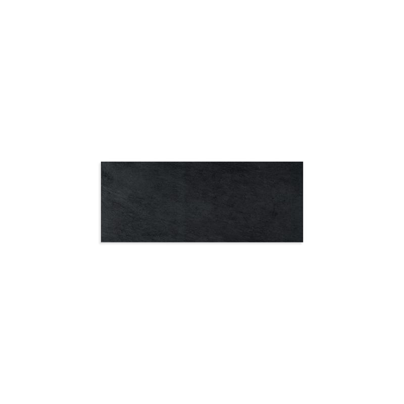 Carrelage Mural Noir Smart 50 X 20 Cm 15 Pieces