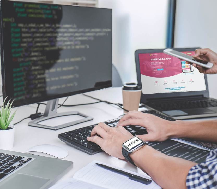 web design services in surrey and hampshire