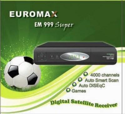 Euromax EM 999 Super Receiver Software