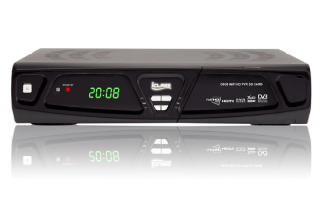 G9G9 WiFi HD PVR SD CARD