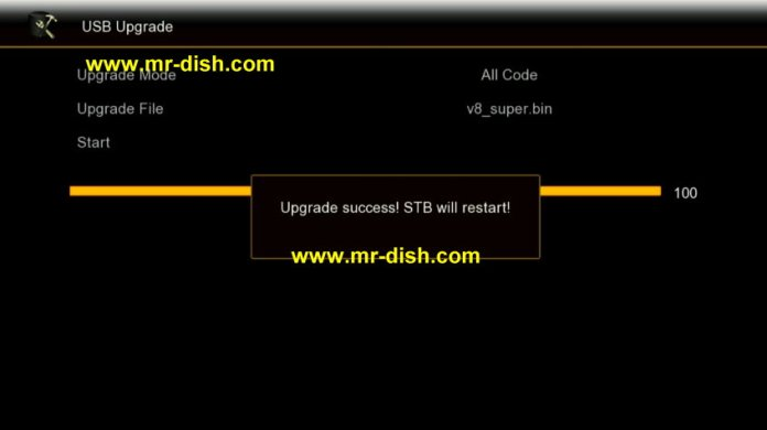 How to Update Freesat Receiver USB Upgrade