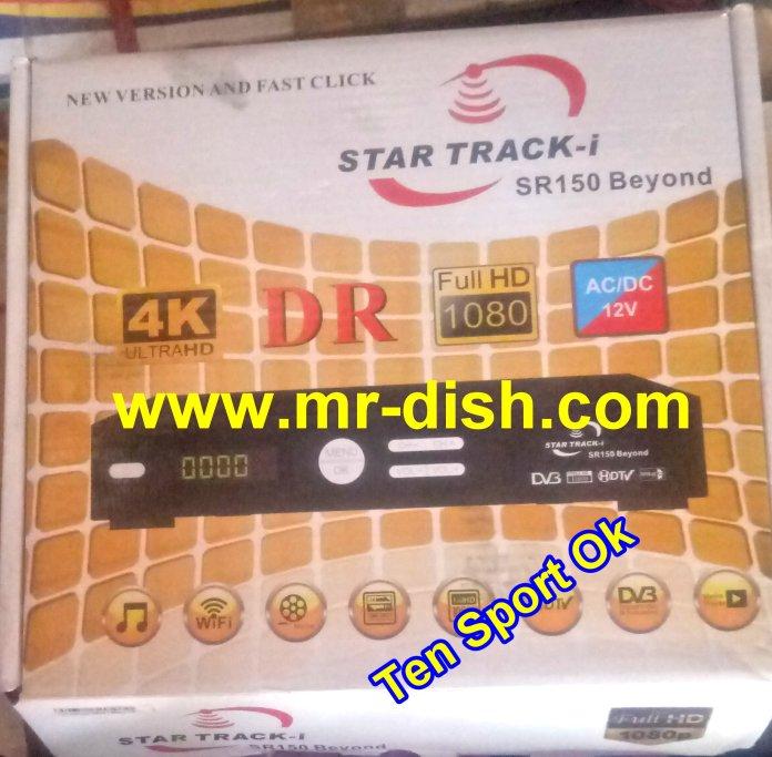 STAR TRACK-i SR150 BEYOND POWERVU SOFTWARE TEN SPORT OK